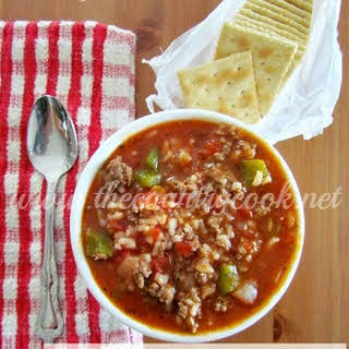 Stuffed Pepper Soup With Tomato Soup Recipes.