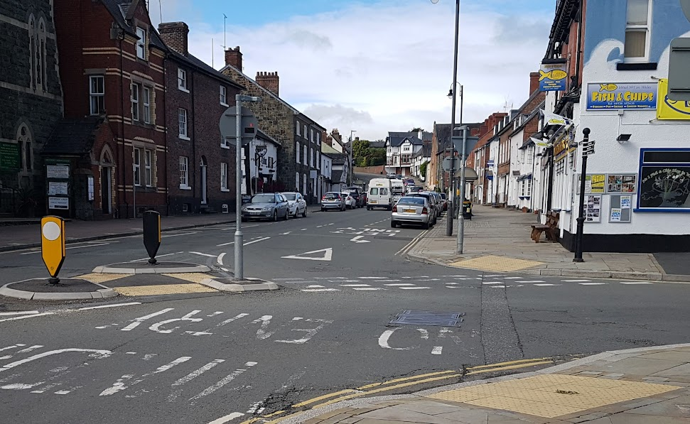 Proposals released for one-way system changes