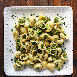 Herbed Broccoli Pasta