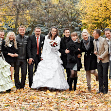 Wedding photographer Ekaterina Bulgakova (bulgakovakate). Photo of 22.10.2016