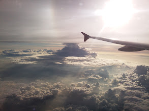 Photo: Oblaka z druhé strany.