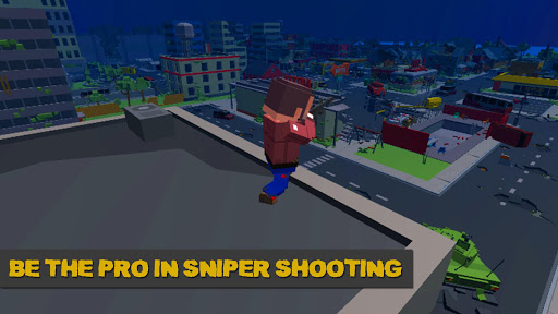Thieves vs Snipers - The Real Heist apkmind screenshots 1