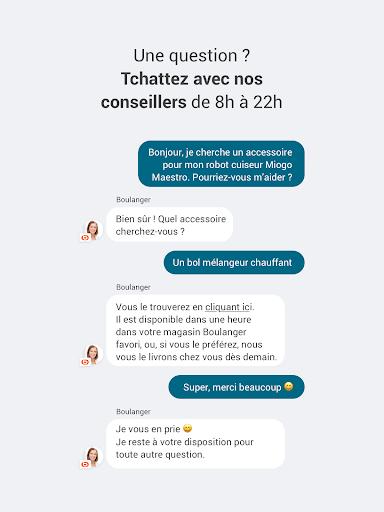 Boulanger 20.3.2 screenshots 24