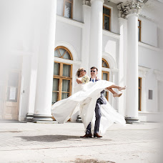 Wedding photographer Natalya Rodionova (wedsmile). Photo of 08.09.2017