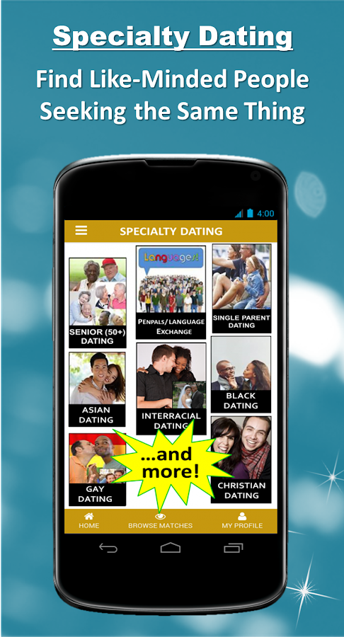 Free To Love You™ Dating App- screenshot