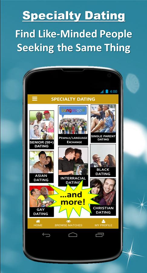 Dating app ethnicity