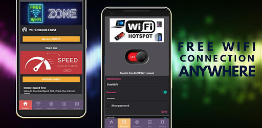 Free Wifi Connection Anywhere Network Map Connect - Apps on