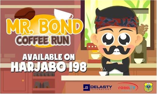 Mr Bond (Game Bondowoso) - náhled