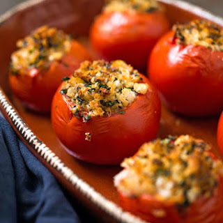 Tomates Farcies (Stuffed Tomatoes)