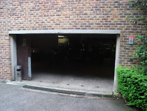 Photo: ondergrondse garage