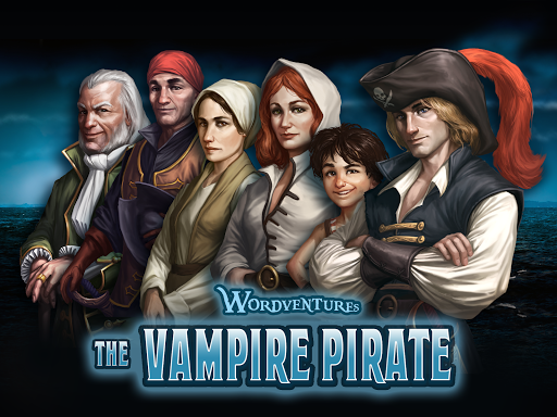 Wordventures: The Vampire Pirate - screenshot