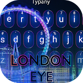 London Eye Theme&Emoji Keyboard
