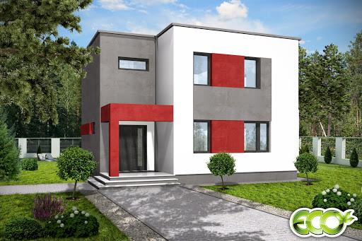 projekt Bianka bez garażu B