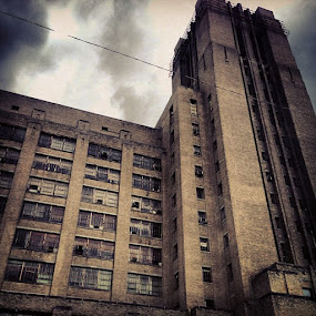 Abandoned sears building  by Josh Pingel - Buildings & Architecture Other Exteriors