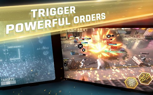 Tom Clancy's Elite Squad Apk Download For Android and Iphone 6
