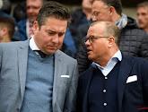 Voorzitter Bart Verhaeghe heeft een mooie boodschap voor spelers van Olsa Brakel