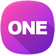 One UI  Long Shadow Icon Pack