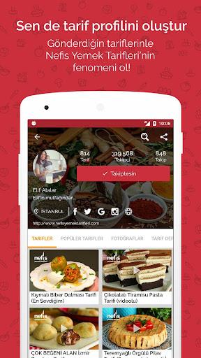 Nefis Yemek Tarifleri 0.6.205 screenshots 16