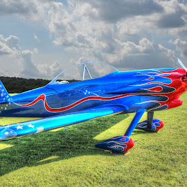 by Steve Tharp - Transportation Airplanes