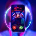 Call Screen Themes: Color Call Flash, Ringtone icon