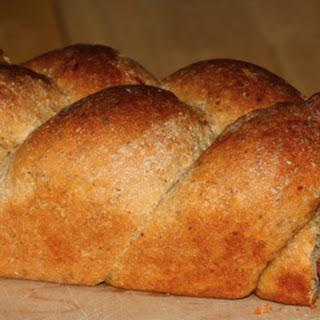 Sweet Whole Wheat Bread