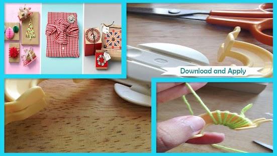 Udělat 3D Honeycomb vánoční strom návody - náhled