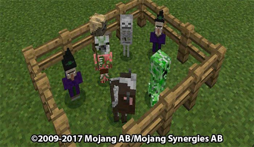Baby Player MCPE Addon Mod for PC