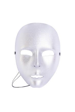 Ansiktsmask, Silver
