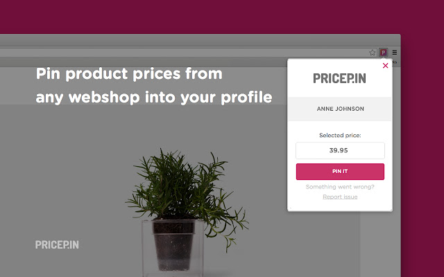 Pricepin - Never miss a discount