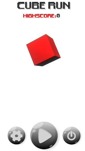 Cube Run screenshot 3
