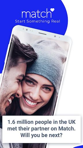 Match.com: meet singles, find dating events & chat 4.0.2 screenshots 1
