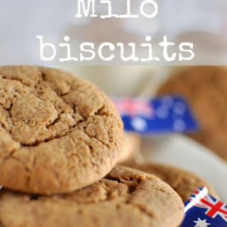 Milo Desserts Recipes