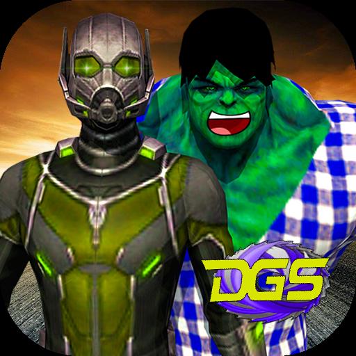 Ant Hero:Micro Transformation Super Crime Battle file APK Free for PC, smart TV Download