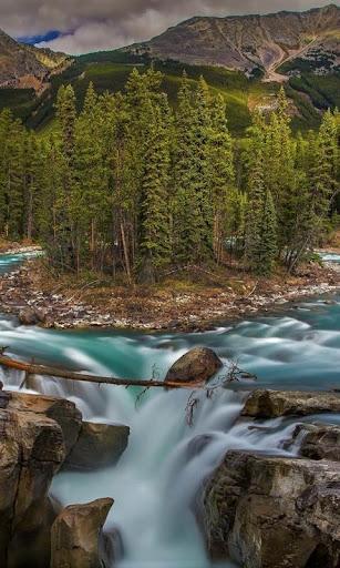 waterfall live wallpaper : 7fon & lwp screenshot 3