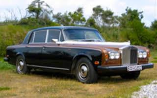 Rolls-Royce Silver Wraith II Rent Midtjylland