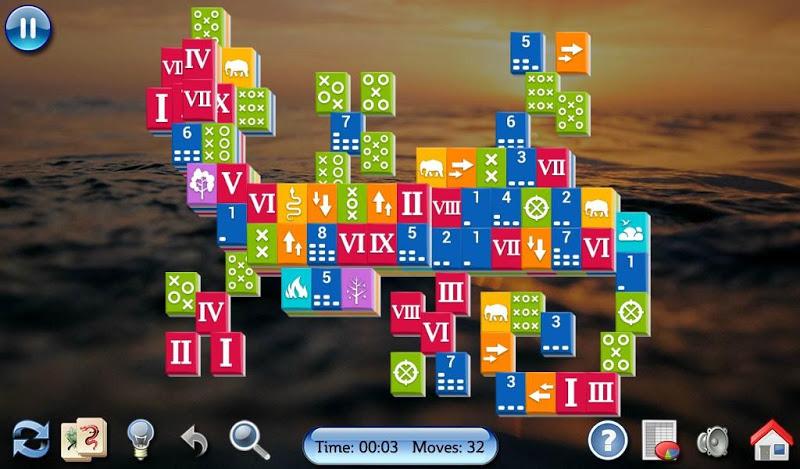 All-in-One Mahjong 3 Screenshot 2