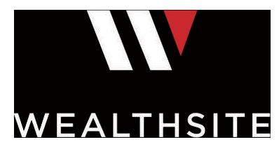 wealthsite logo - react native