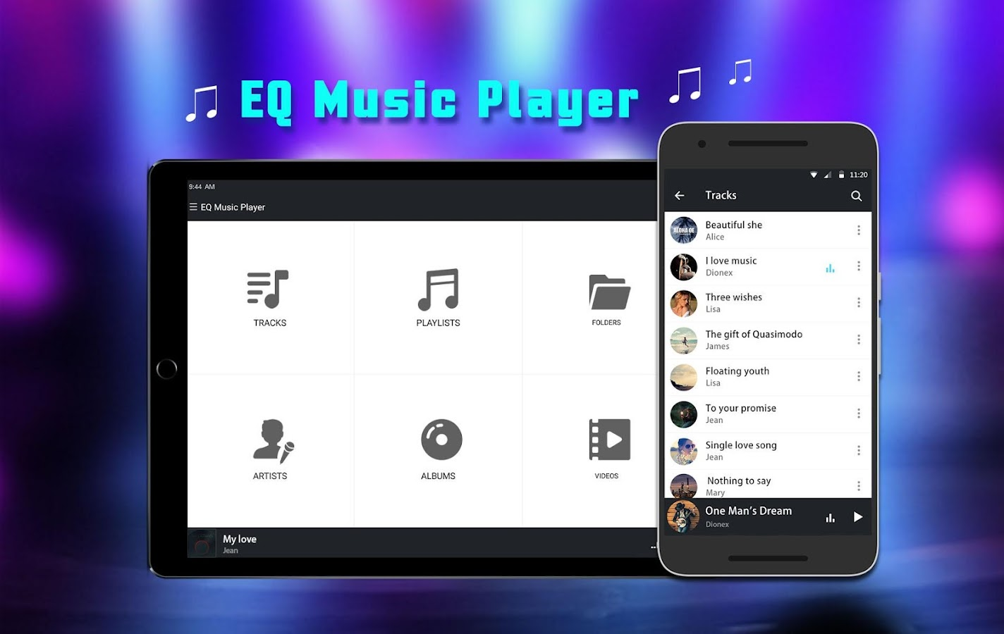 player z equalizer android