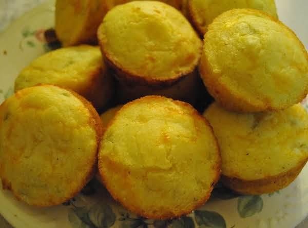 Mexican Cornbread Muffins Recipe