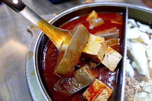 板橋美食 齊味鴛鴦麻辣火鍋 單點式火鍋,飄香板橋多年的好味道!麻而不辣,入口溫潤不嗆喉!