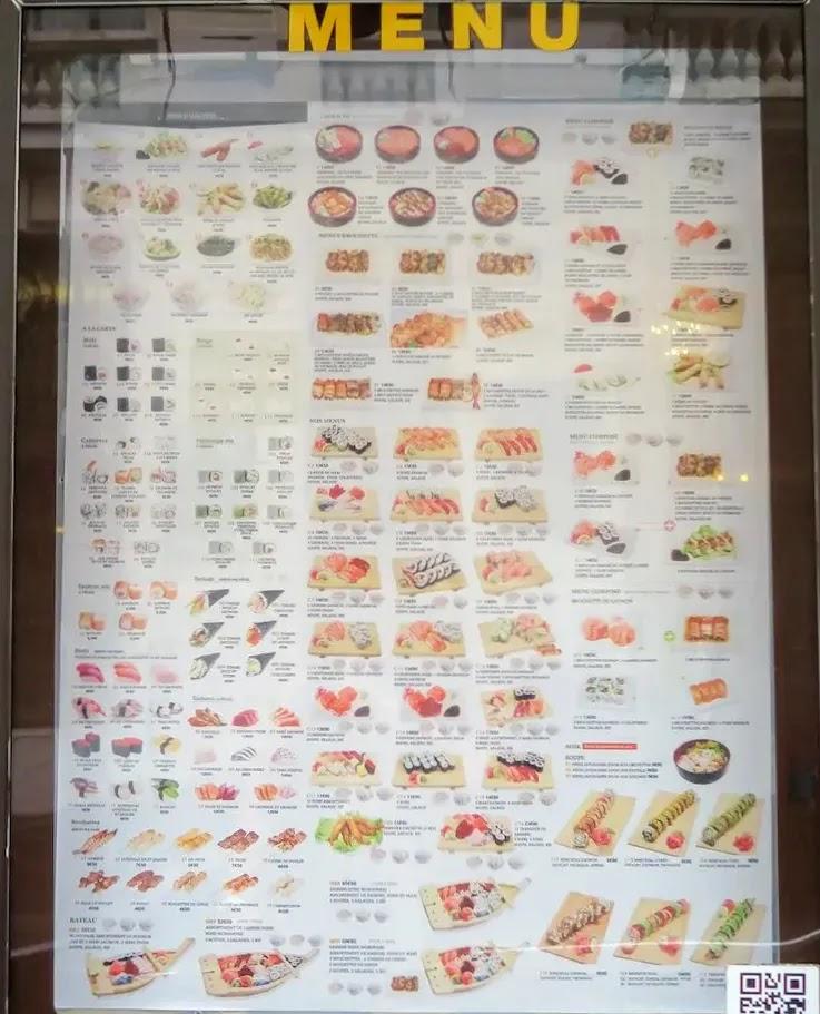 パリの和食店は中国人経営が多い?