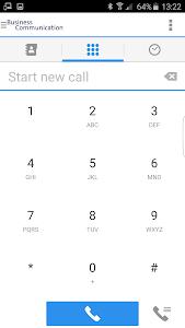Business Communication App screenshot 1