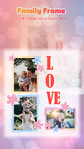 Family photo editor – picture frames 2