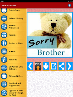 Sorry cards picture messages apps on google play screenshot image altavistaventures Choice Image