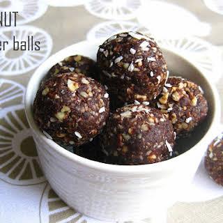Cocoa-nut Date Balls.