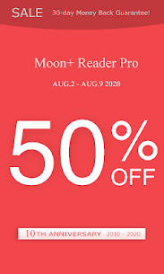 Moon+ Reader Pro Apk Mod