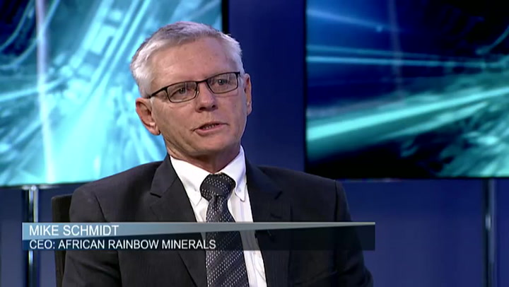 African Rainbow Minerals CEO Mike Schmidt spoke with Business Day TV about their interim earnings results and outlook for 2019