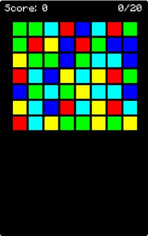 android Match Three Screenshot 1