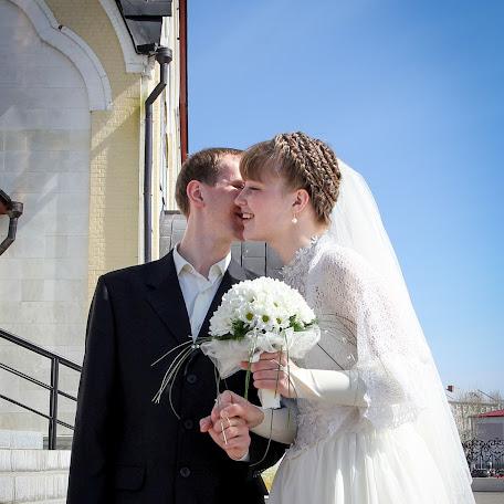 Wedding photographer Vladimir Kr (volniyveter). Photo of 15.06.2017