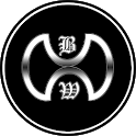 Black & White HD -Icon Pack icon